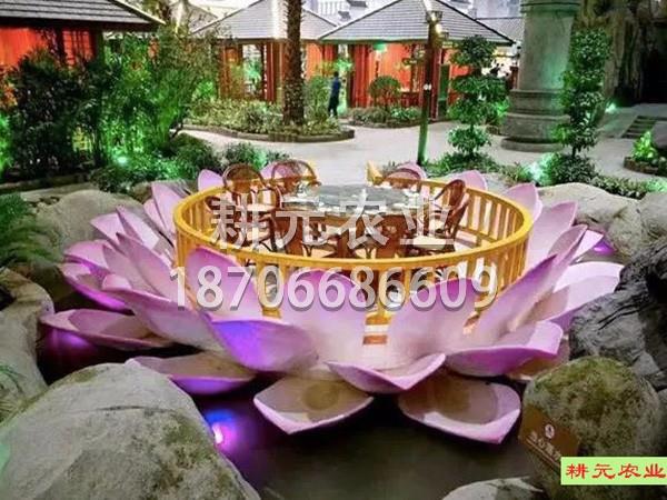 莲池主题生态餐厅